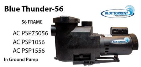 INGROUND PUMP Blue Thunder 56