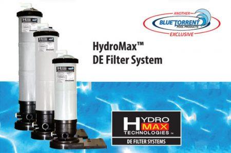 HYDROMAX DE Filter System