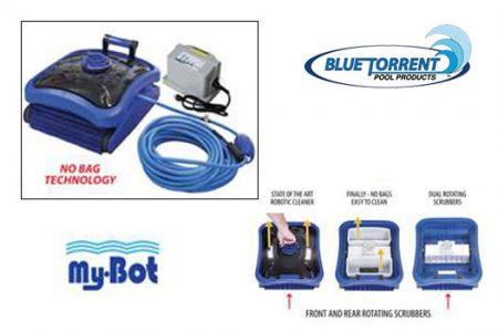 MY BOT IG Robotic Cleaner