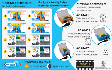 Filter Cycle Controller